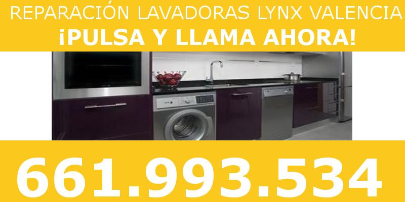 reparacion de lavadoras lynx valencia