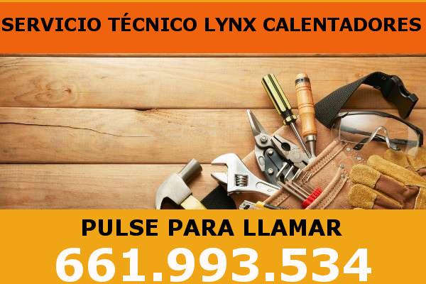 calentadores lynx Valencia