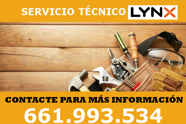 servicio tecnico lynx